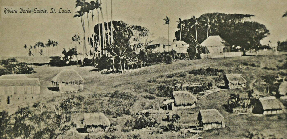 St.Lucia History